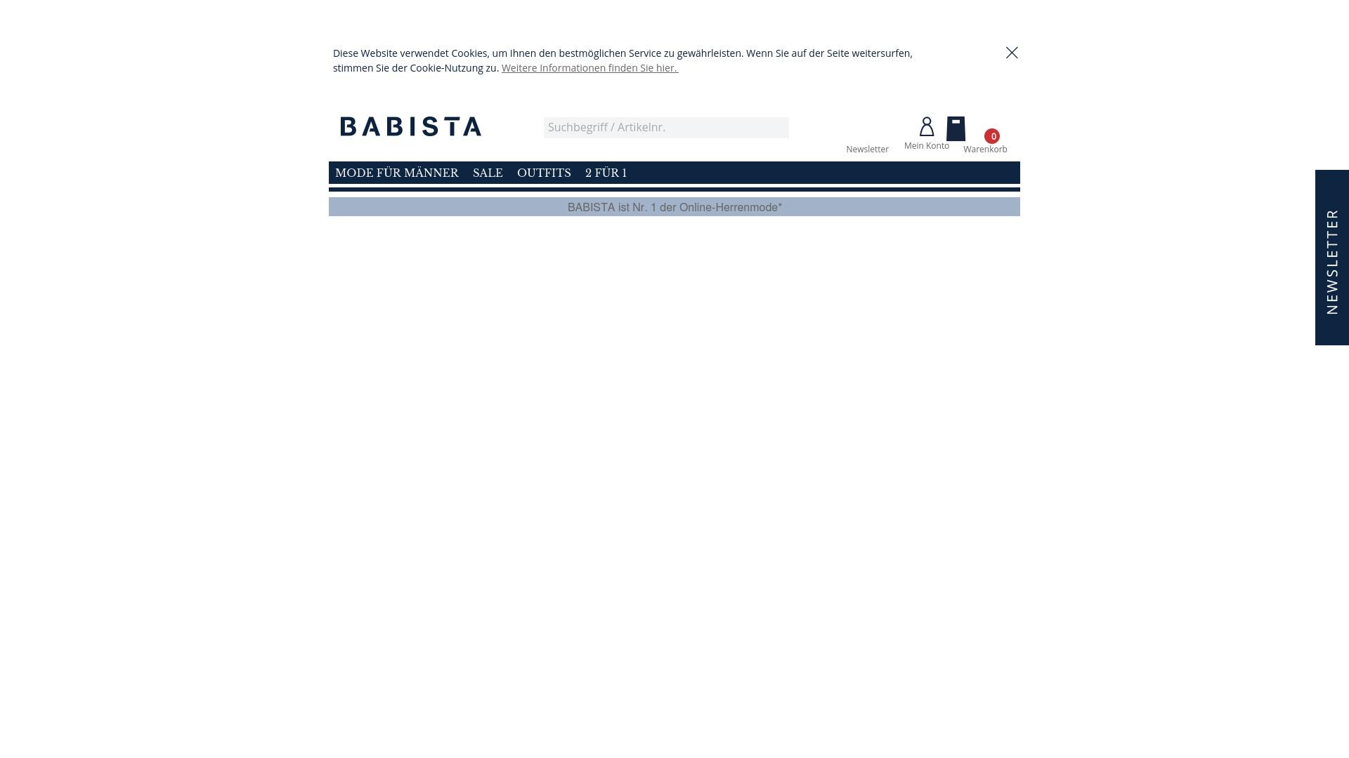Geld zurück bei Babista: Jetzt im Juli 2021 Cashback für Babista sichern