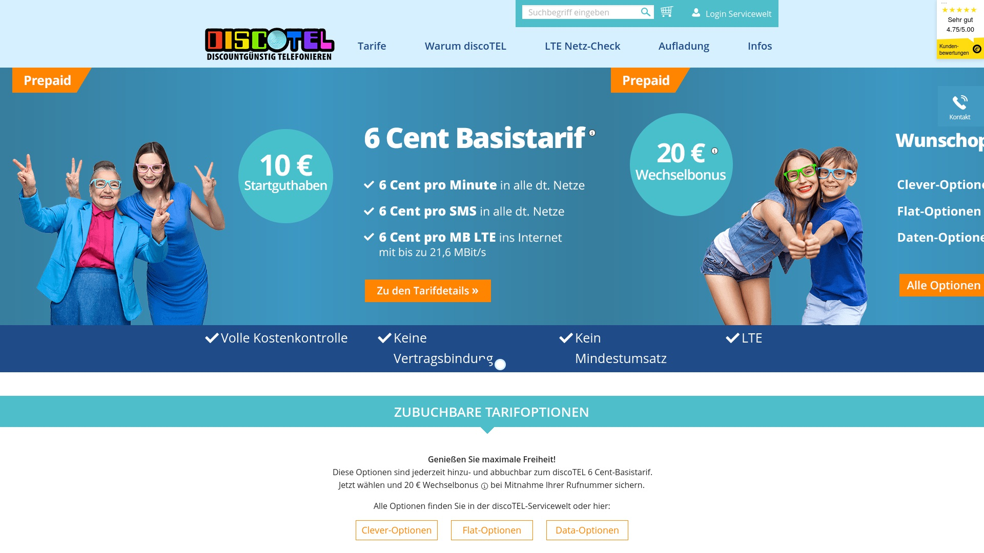 Geld zurück bei Discotel: Jetzt im September 2021 Cashback für Discotel sichern