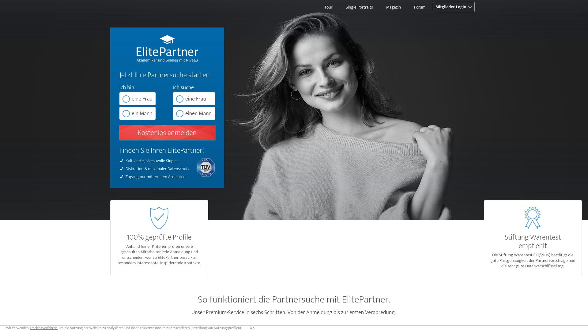 Geld zurück bei Elitepartner: Jetzt im Oktober 2021 Cashback für Elitepartner sichern