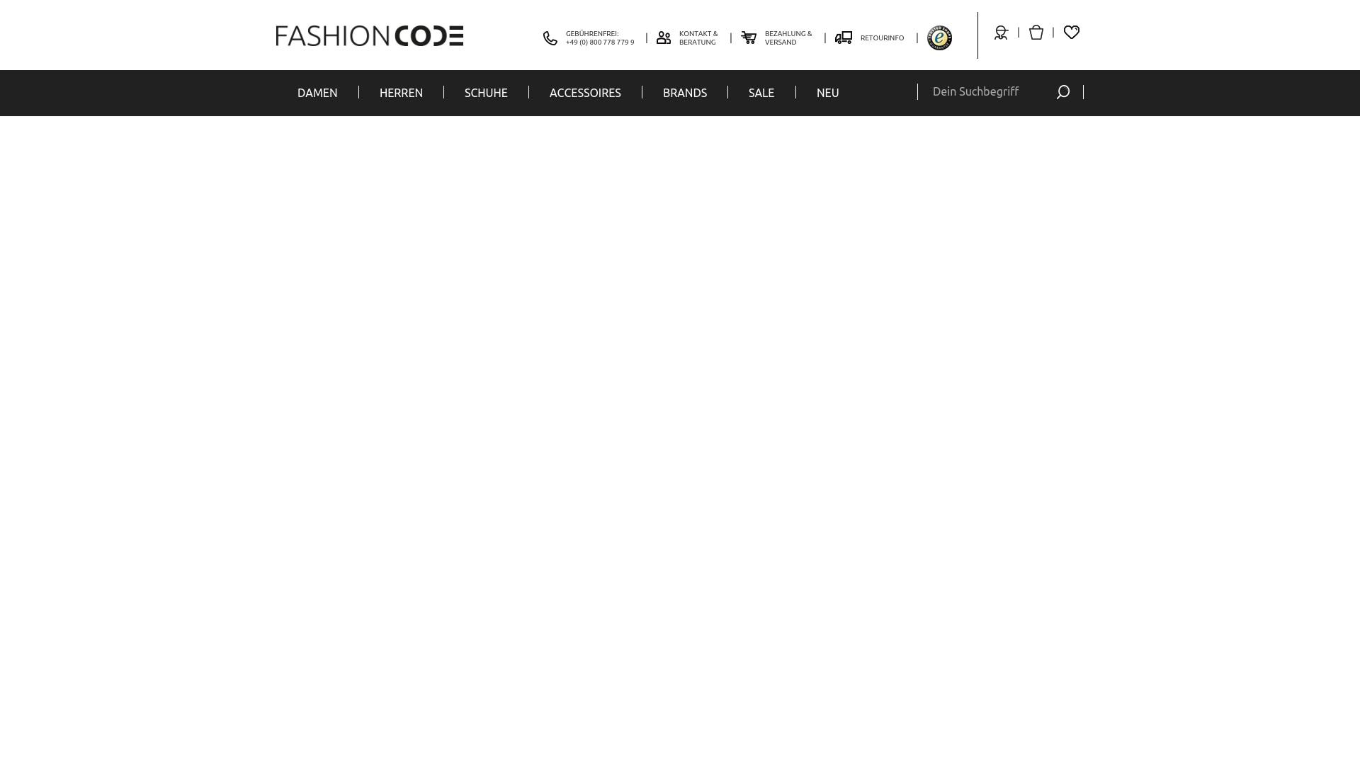 Geld zurück bei Fashioncode: Jetzt im Mai 2021 Cashback für Fashioncode sichern