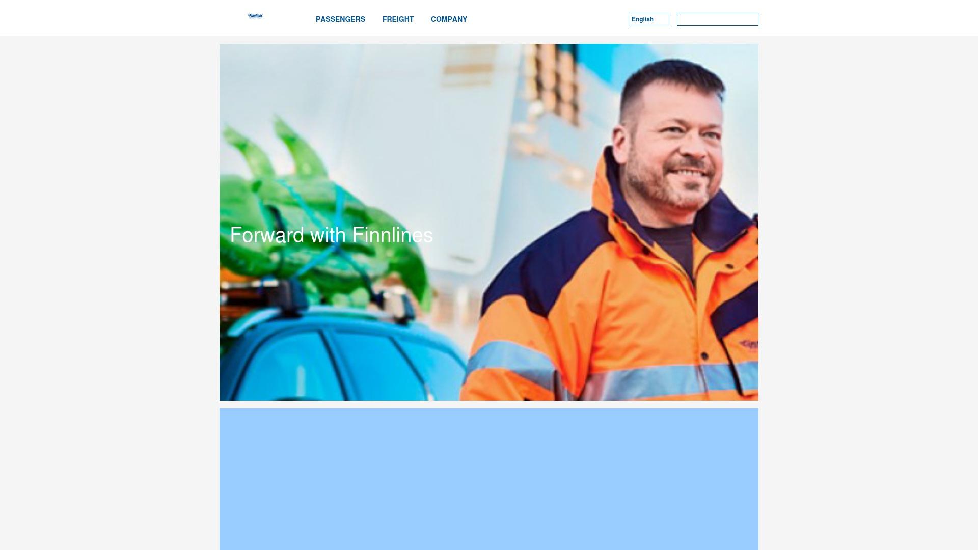 Geld zurück bei Finnlines: Jetzt im Mai 2021 Cashback für Finnlines sichern