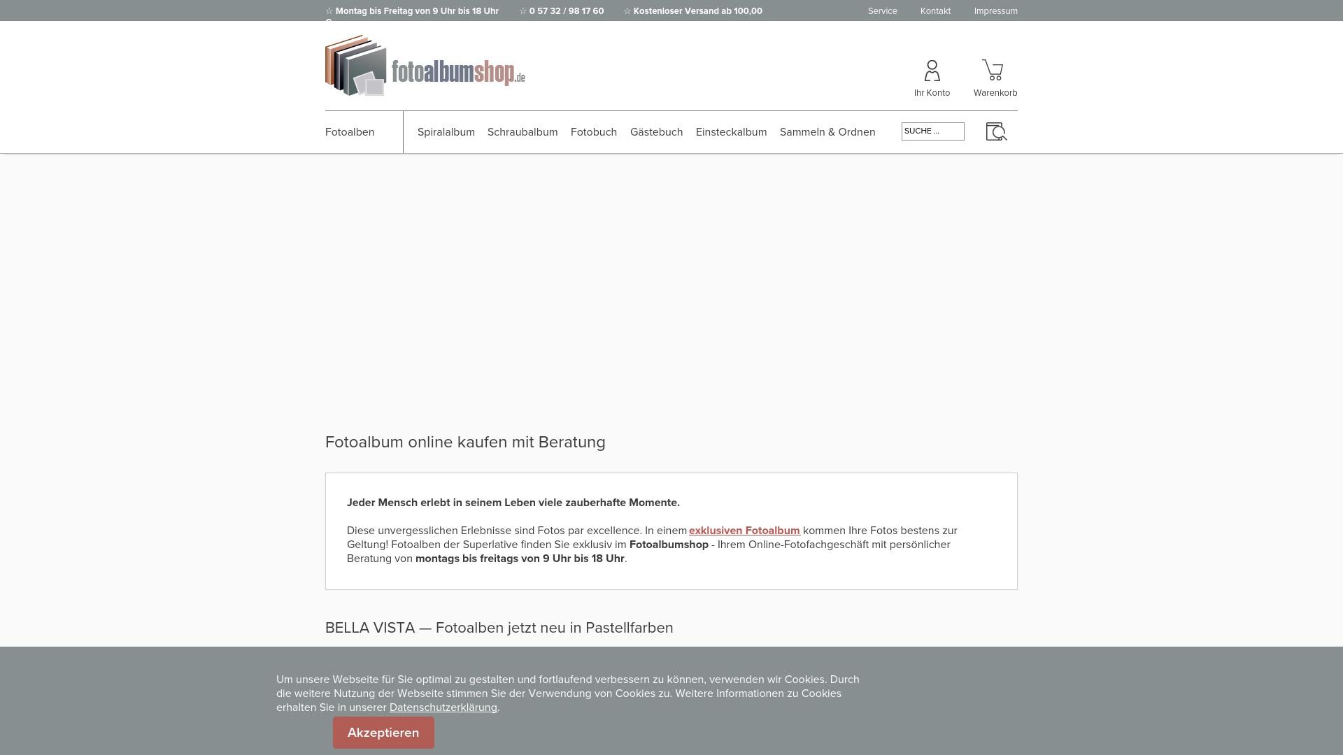 Geld zurück bei Fotoalbumshop: Jetzt im April 2021 Cashback für Fotoalbumshop sichern