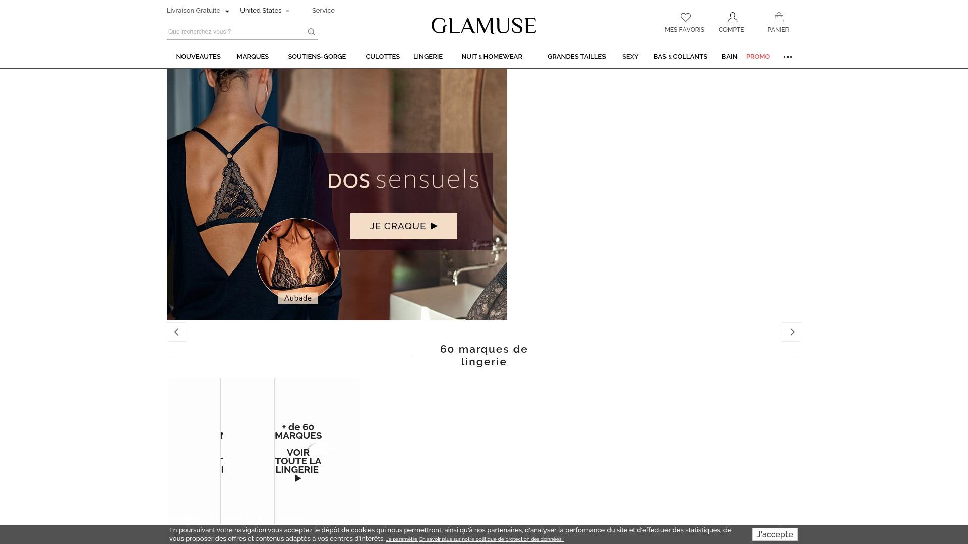 Geld zurück bei Glamuse: Jetzt im Mai 2021 Cashback für Glamuse sichern