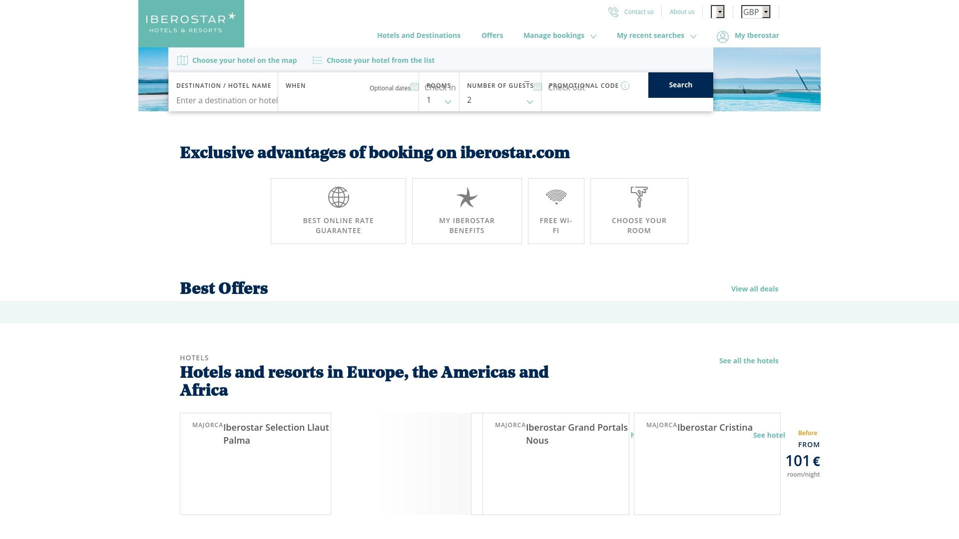 Geld zurück bei Iberostar: Jetzt im Juli 2021 Cashback für Iberostar sichern