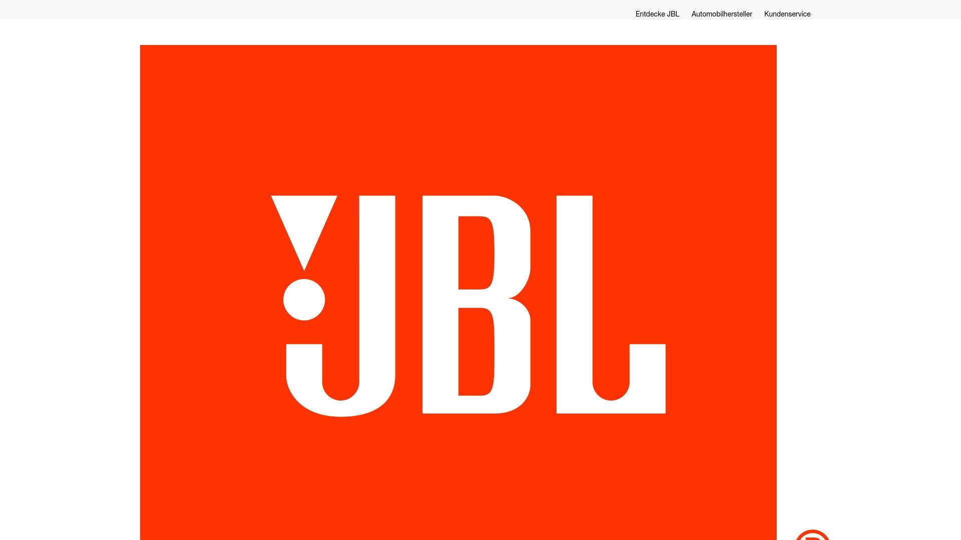 Geld zurück bei Jbl: Jetzt im Oktober 2021 Cashback für Jbl sichern