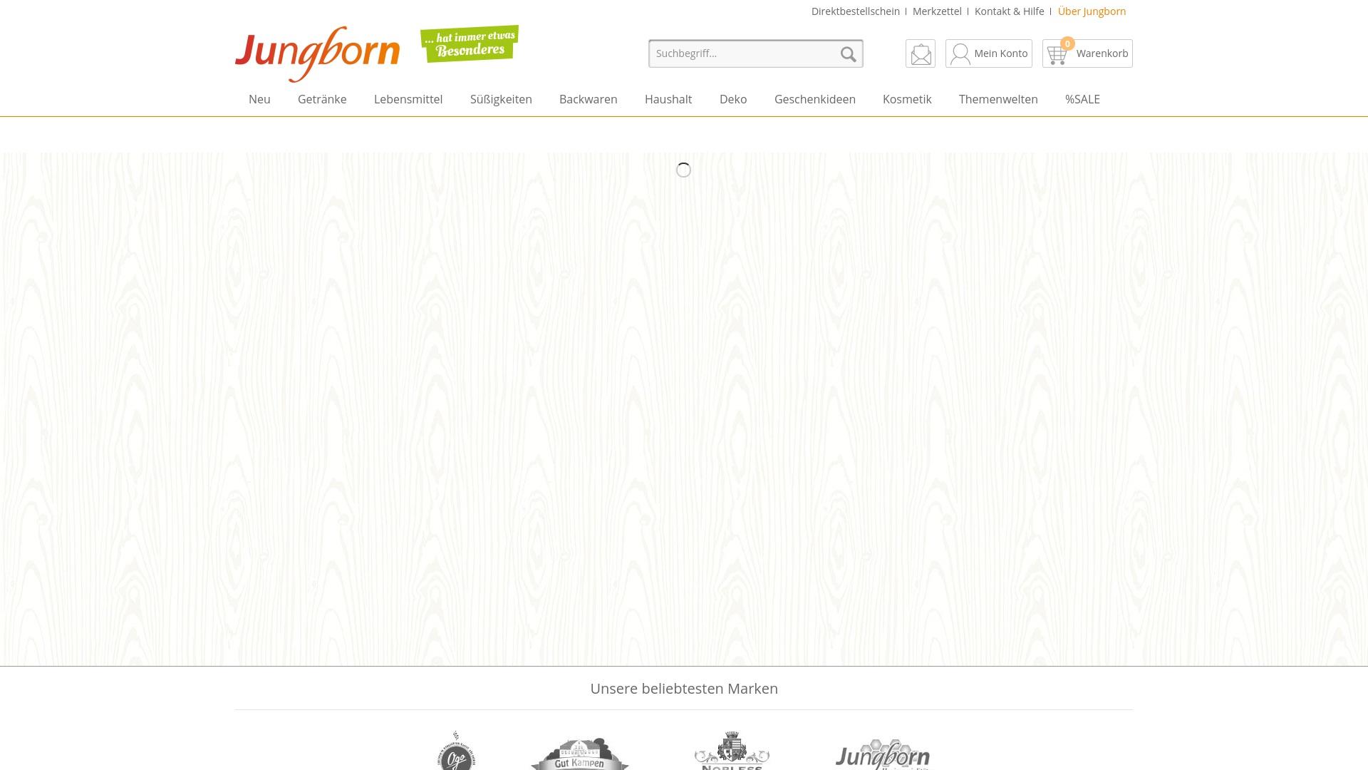 Geld zurück bei Jungborn: Jetzt im Oktober 2021 Cashback für Jungborn sichern
