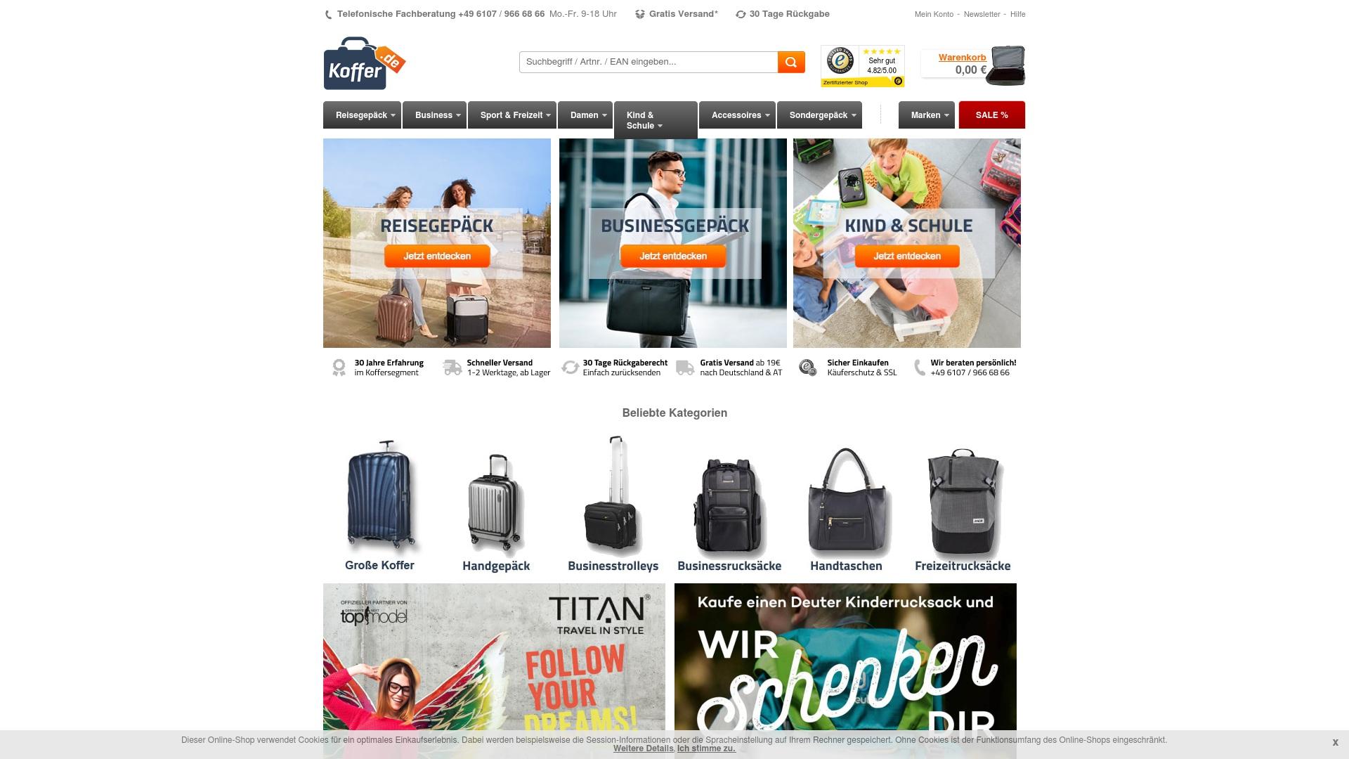 Geld zurück bei Koffer: Jetzt im Oktober 2021 Cashback für Koffer sichern