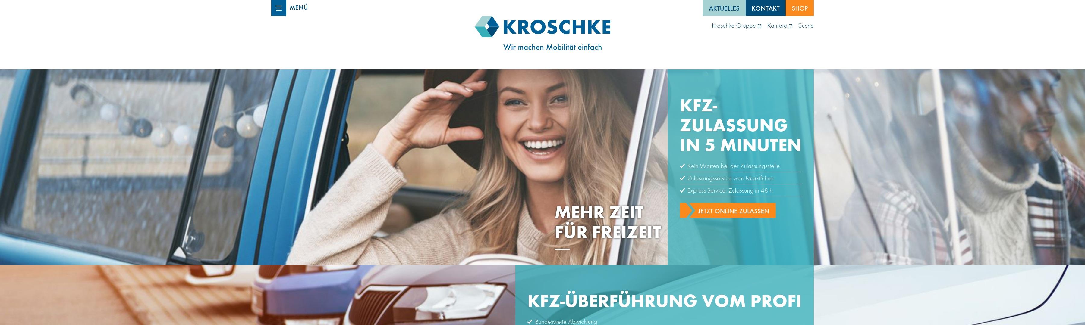Geld zurück bei Kroschke: Jetzt im Oktober 2021 Cashback für Kroschke sichern