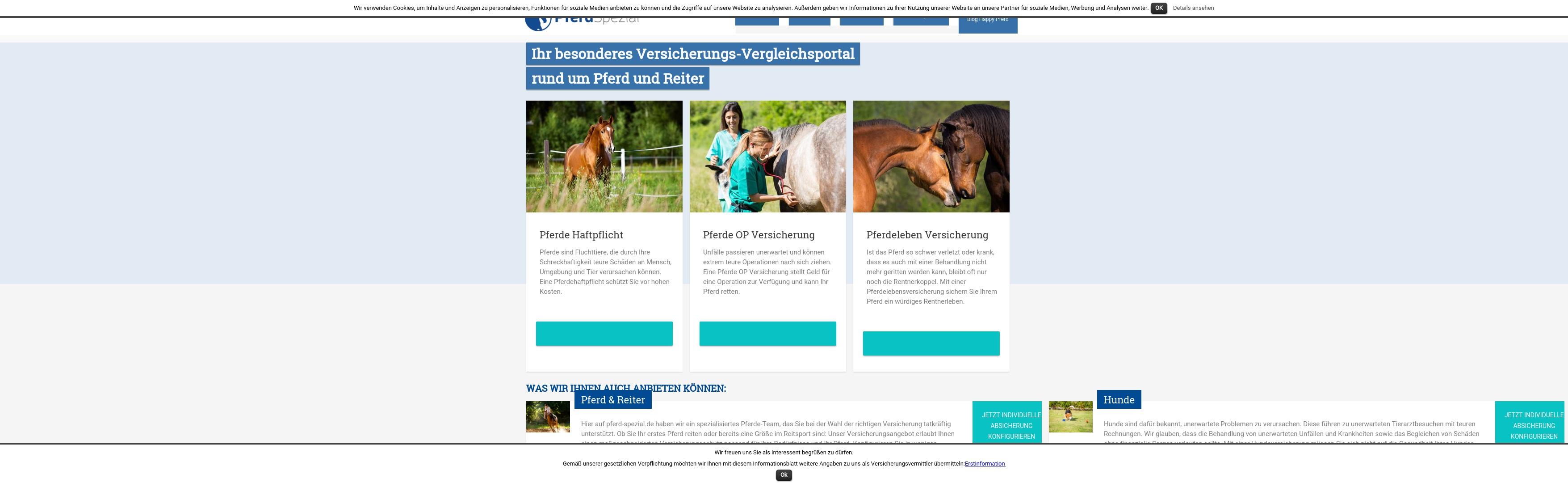Geld zurück bei Pferd-spezial: Jetzt im September 2021 Cashback für Pferd-spezial sichern