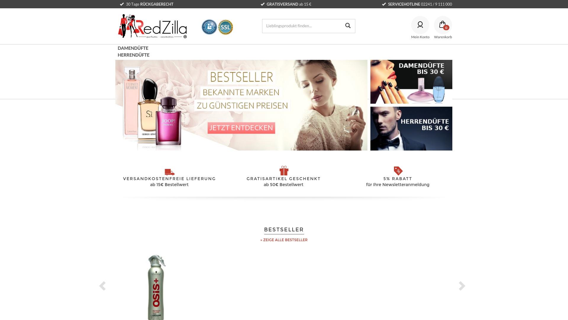 Geld zurück bei Redzilla: Jetzt im April 2021 Cashback für Redzilla sichern