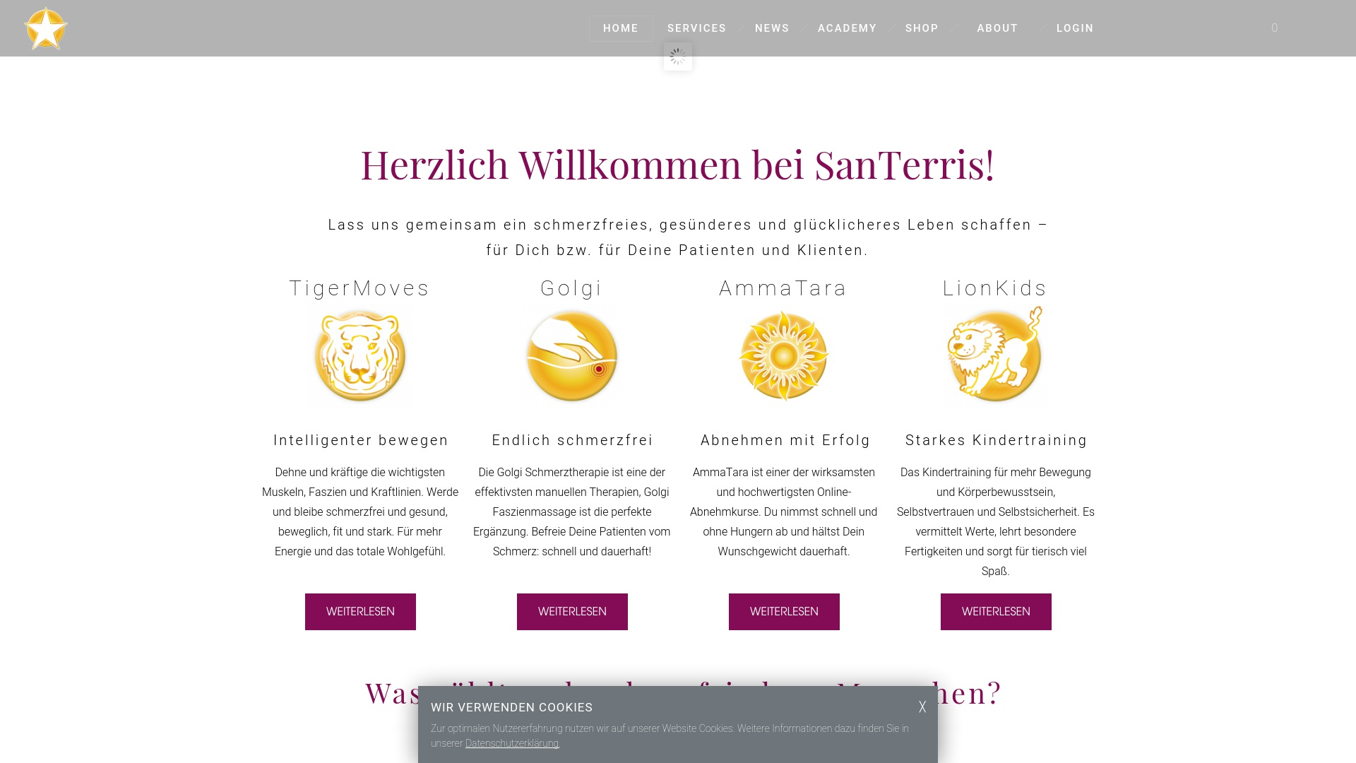 Geld zurück bei Santerris: Jetzt im Mai 2021 Cashback für Santerris sichern
