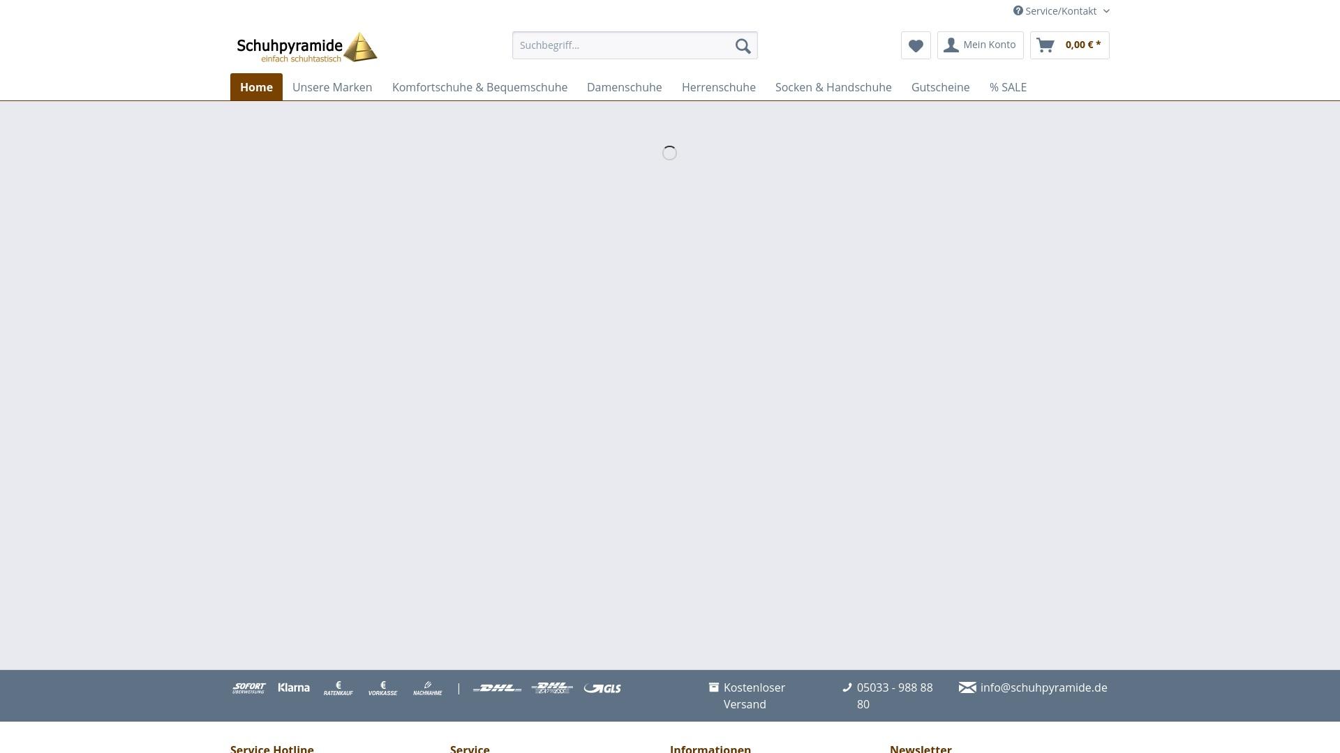 Geld zurück bei Schuhpyramide: Jetzt im April 2021 Cashback für Schuhpyramide sichern