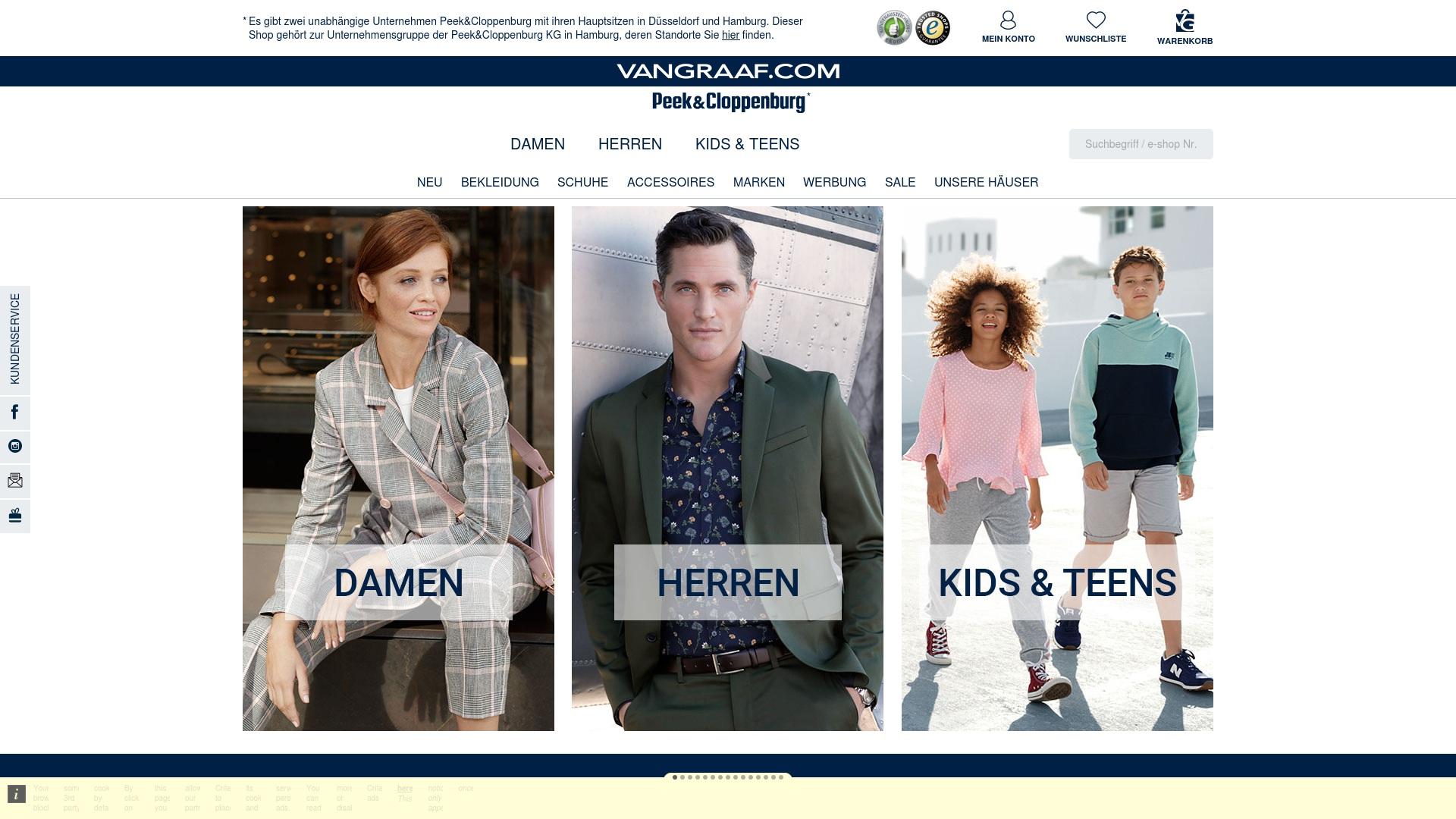 Geld zurück bei Vangraaf: Jetzt im April 2021 Cashback für Vangraaf sichern