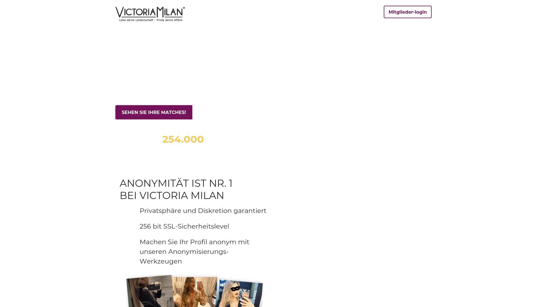 Geld zurück bei Victoriamilan: Jetzt im April 2021 Cashback für Victoriamilan sichern