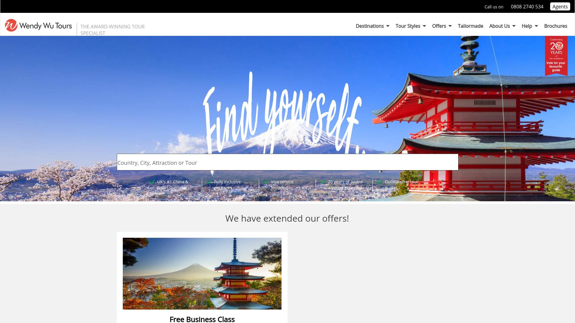 Geld zurück bei Wendywutours: Jetzt im Oktober 2021 Cashback für Wendywutours sichern