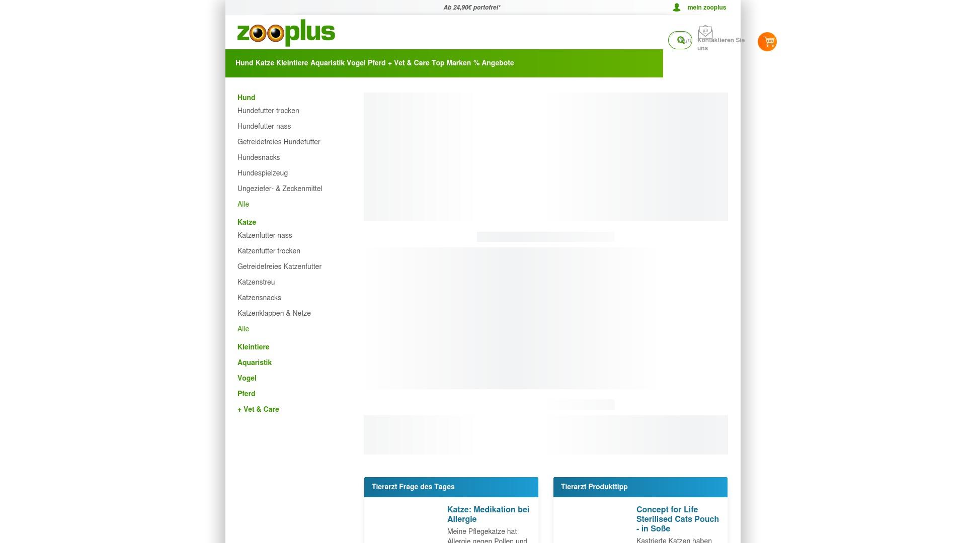 Geld zurück bei Zooplus: Jetzt im April 2021 Cashback für Zooplus sichern